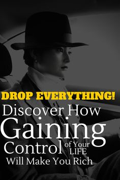 Discover How Gaining Control Of Your Life Will Make You Rich | Alease Michelle