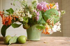 prettty fall table setting ideas via @Chelsea Rose Rose Fuss