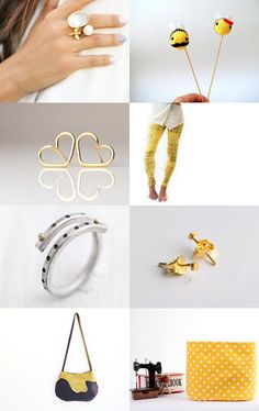@Etsy @Love Joy Create @Meltem Semizo?lu #love #yellow #sunshine #etsy