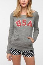 Alternative Maniac USA Sweatshirt- Urban Outfitters