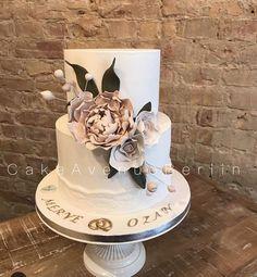 Wedding Weddingcake Engagement Engagementcake Love Fondant sugarflower
