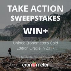 Time to set goals for 2017! Have you tried Cronometer?