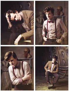 Matt Smith = Eleven