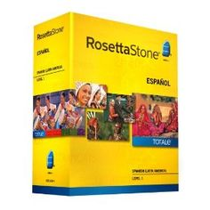 Rosetta Stone Spanish (Latin America) Level 1,$143.20,  save 20% Off All Rosetta Stone Software  Save 20% on all Rosetta Stone language-learning software titles now through June 30, 2012.