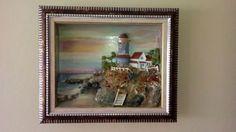 Deniz feneri tablom Notes, Frame, Painting, Home Decor, Art, Picture Frame, Art Background, Report Cards, Decoration Home
