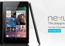 The gaming outlet is now offering the Nexus 7 as a preorder in advance of the tablet's July ship date. Read this blog post by Lance Whitney on Internet & Media.
