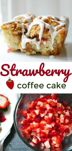 Savory magic cake with roasted peppers and tandoori - Clean Eating Snacks Yummy Treats, Delicious Desserts, Sweet Treats, Yummy Food, Strawberry Coffee Cakes, Strawberry Recipes, Cannoli, Strudel, Beignets