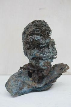 Joaquín Jara - busts and heads