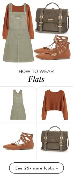 """Untitled #2560"" by fiirework on Polyvore featuring River Island, AG Adriano Goldschmied and Liliana"