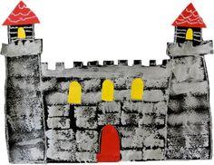 castle art project 4