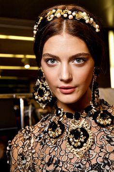 Dolce & Gabbana FW 2012