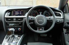 Audi A5 Coupe Interior Wallpaper