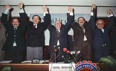 Necmettin Erbakan'ın az bilinen fotoğrafları