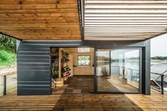 Gallery of DOC - Temporary Floating House / Lime Studio - 2