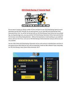 Hill climb racing 2 hack tutorial