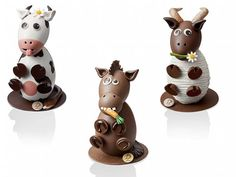 Artisan Chocolate, Chocolate Art, Christmas Chocolate, Homemade Chocolate, Fondant, Chocolate Sculptures, Pastry Chef, Happy Easter, Candy