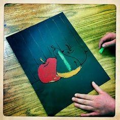 Chumley/Scobey Art Room: 2nd Grade Matisse-Inspired Still-Life