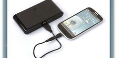 30000mAh large capacity mobile power bank for iPhone Samsung and HTC