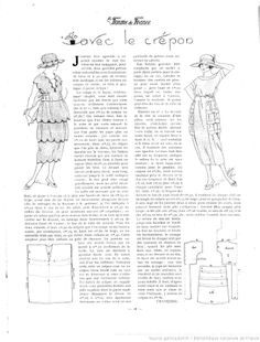 vintage patterns 1920s