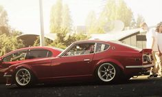 Datsun 240Z   LIKE US ON FACEBOOK https://www.facebook.com/theiconicimports