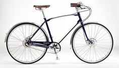 cool american made bike (shinola bixby)