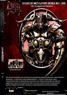 Metalpunk RPG | MÍDIA