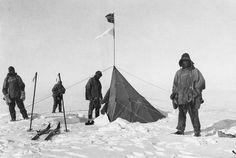 Un siglo en el Polo Sur | Edición impresa | EL PAÍS