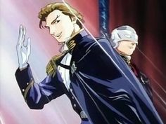 Gundam Wing / Attack on Titan ~~ The dynamic between Treize and Zechs reminds me so VERY much of the one between Erwin and Levi.