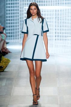 Spring 2014 RTW Lacoste Collection