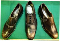 LE NOEUD PAPILLON: Andy Murphy Of Foster And Son - The Jermyn Street Shoe Maker With 430 Years Of Experience