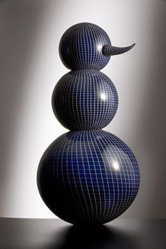 Nancy Callan Blueprint for a Snowman I