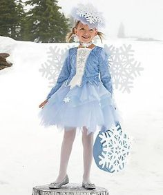 winter fairy costume for girls - Google Search