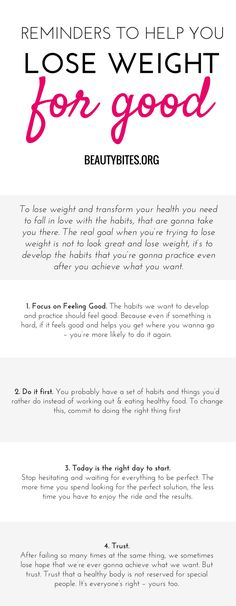 How to lose weight and keep it off! Some essential healthy weight loss tips for anyone who wants to lose weight and maintain their weight loss! http://www.beautybites.org/how-to-lose-weight-keep-it-off/ | Workout Plan For Beginners | Clean Eating For Beginners