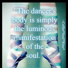 Dancers Quote