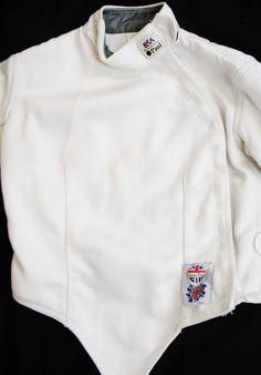 @fencinguniverse : Leon Paul 800N FIE Women's Fencing Jacket Saber Epee Foil Sabre Size 38  $99.99 (0 Bids) E http://aafa.me/1EyhCuo http://aafa.me/1JuaoUY