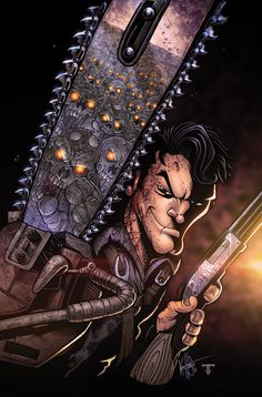 Army of Darkness by Ken Haeser