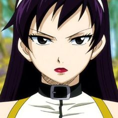Day 2 my least favourite character is Ultear Milkovich because she tried to kill Gray and yet he saved her ass. Also the tickle/chillie pepper incident in the grand magic games was just cruel. Fairy Tail Ultear, Anime Fairy Tail, Fairy Tail Girls, Fairy Tail Characters, Anime Characters, Future Rogue, Ultear Milkovich, Crime, Girls With Black Hair