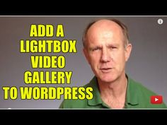 How To Add A LightBox Video Gallery To WordPress