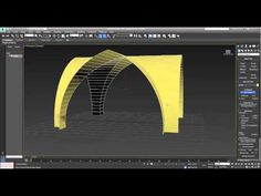 3DS Max Arch tutorial - YouTube