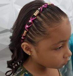 Pretty Cool, Girl Hairstyles, Afro, Curly Hair Styles, Piercings, Braids, Hair Accessories, Fun Time, Hair Ideas