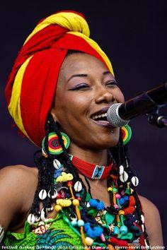 Fatoumata Diawara - AfroBougee - For Proud Africans