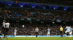 #3 Yaya Toure 4 - 0 vs Newcastle United 19/08/13