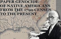 Paper Genocide of American Indians: Walter Plecker