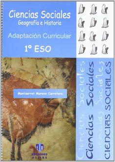 adaptación-curricular-ciencias-sociales-geografia-historia-1-eso-secundaria-montserrat-moreno-carretero