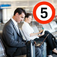 Going on holiday or traveling for business any time soon?   Here are 5 online privacy and security tips for when you're on the road.