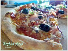 Suuupeeerrr i szybka pizza