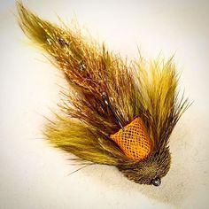 The fly tying of Gunnar Brammer | FrankenFly