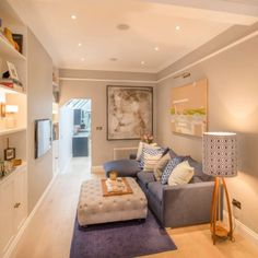 3 Genius Solutions for Living Room Layout Problems | Layouts, Living ...