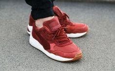 #Footwear #PUMA #red #style