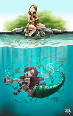 70 ideas funny disney humor little mermaids Disney Pixar, Disney Fan Art, Disney E Dreamworks, Disney Princess Art, Disney Animation, Disney Movies, Dark Disney, Cute Disney, Funny Disney